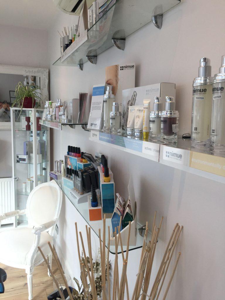 Revive Salon Reception