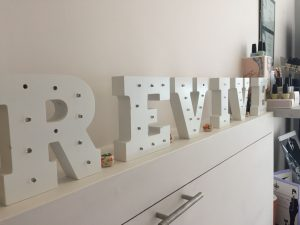 Revive Salon Reception
